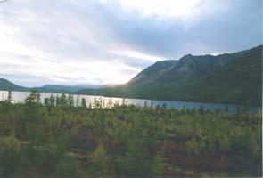 Озеро Большое Леприндо