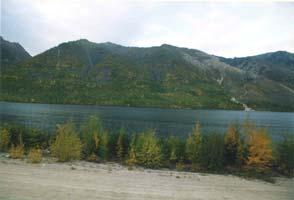 Отроги Северомуйского хребта. Район Таксимо