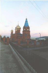 Кафедральный Собор Святой Троицы, г. Тында