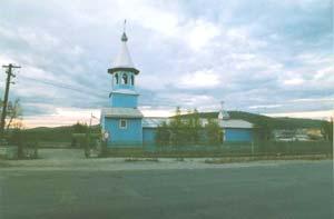 Свято-Покровский женский монастырь. г. Тында