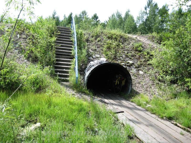 Подземный переход фото